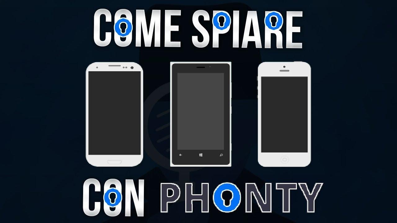 spiare un iphone 5