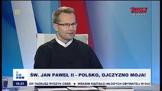 Rozmowy niedokończone: Św. Jan Paweł II – Polsko, Ojczyzno moja!