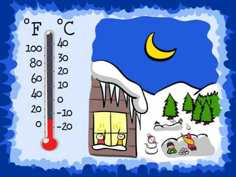 First Grade - Temperature