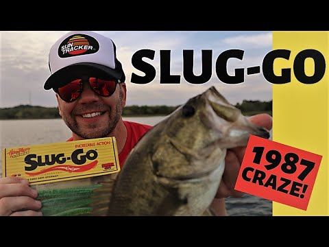 This Lure Review Almost RUINED My YouTube Career | INSANITY With Lunker City Slug-Go