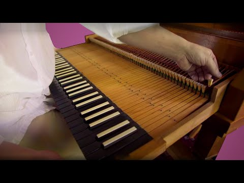 Introducing Mozart's Fortepiano