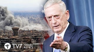 Decision on U.S. military pull-out from Syria imminent - TV7 Israel News 06.04.18