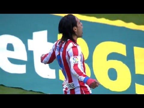 Atlético de Madrid - Real Valladolid (2-1) Jornada 5