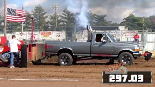 Southwest Wisconsin Pullers--2.5 Diesel Trucks--Mauston, WI