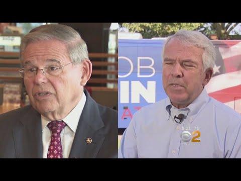 Race Heats Up For New Jersey's U.S. Senate Seat