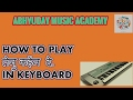HINDI PIANO LESSONMenu Kehn De AAP SE HAI MOSIIQII