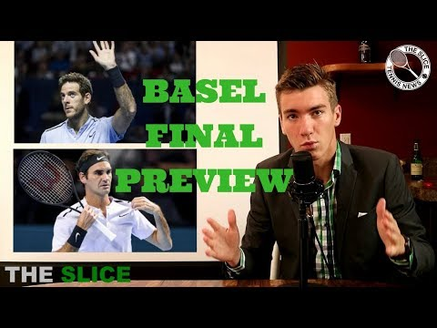 Why FEDERER vs. DELPO Will Be TIGHT @ Basel   THE SLICE