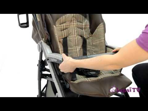 Прогулочная коляска Peg-Perego Pliko P3 Completo (Плико П3)