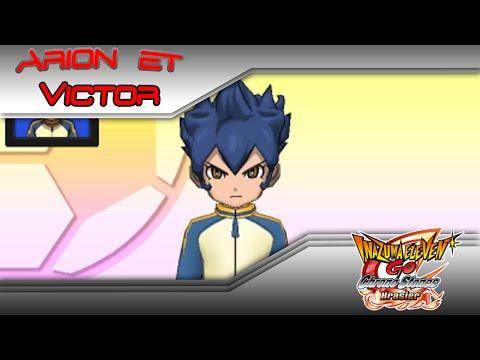 Arion et Victor | Mixi Max | Combinaison Parfaite 1 - Inazuma Eleven Go Chrono Stones