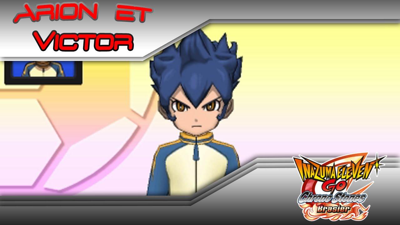 Arion et victor mixi max combinaison parfaite 1 - Inazuma eleven go victor ...