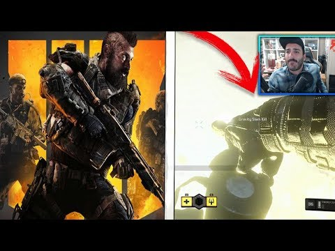 """Así es """"RUIN"""" Especialista de Black Ops 4 ( Gameplay EXCLUSIVO )"""