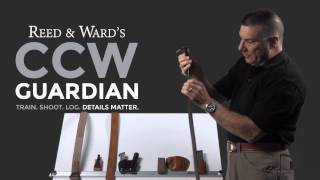 Concealed Carry Gear: Choosing a Belt and Mag Pouch | CCW Guardian