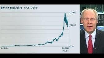 """Kryptowährung: Fondsmanager Leber – """"Bitcoin ist eine Alternative zum Gold"""""""