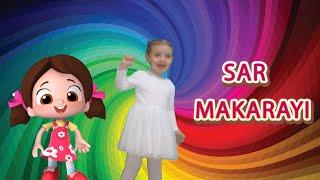Niloya Sar Sar Sar Makarayı Niloya ve Yağmur'un Dansı 💃 Eğlenceli Çocuk Şarkısı Tekerleme Videosu