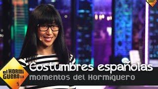 Costumbres españolas que extrañan, y mucho, a los extranjeros - El Hormiguero 3.0