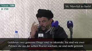 Sh. Mawlud as-Sariri | Die Methodologie der Altvorderen (salaf)
