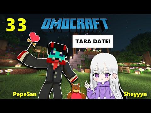 OMOCRAFT #33 - DATE kay SHEYYYN pt.1 (PARAISO)    Minecraft SMP