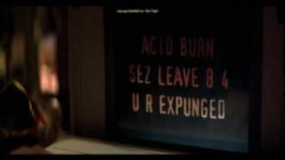 Hackers Movie Clip Zero Cool (Dade) hacks into TV Station