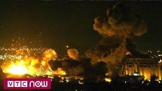 Tổng thống Mỹ ra lệnh tấn công Syria | VTC1