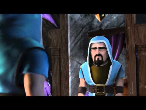 Clash Of Clans Official Wizard Commercial
