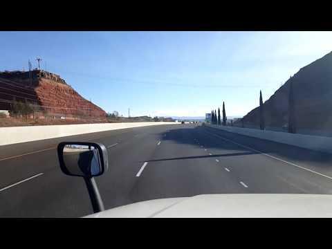 BigRigTravels LIVE! St. George to Sevier, Utah I-15, I-70-Mar. 13, 2018