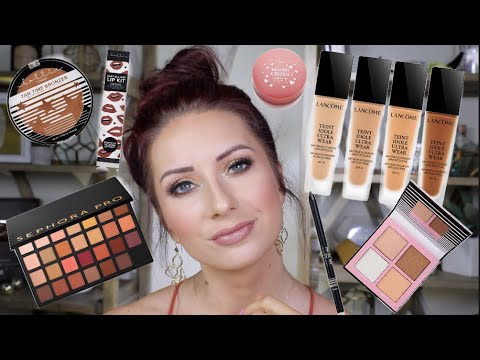 TESTING NEW PRODUCTS | CHIT CHAT GRWM | Shadesofkassie