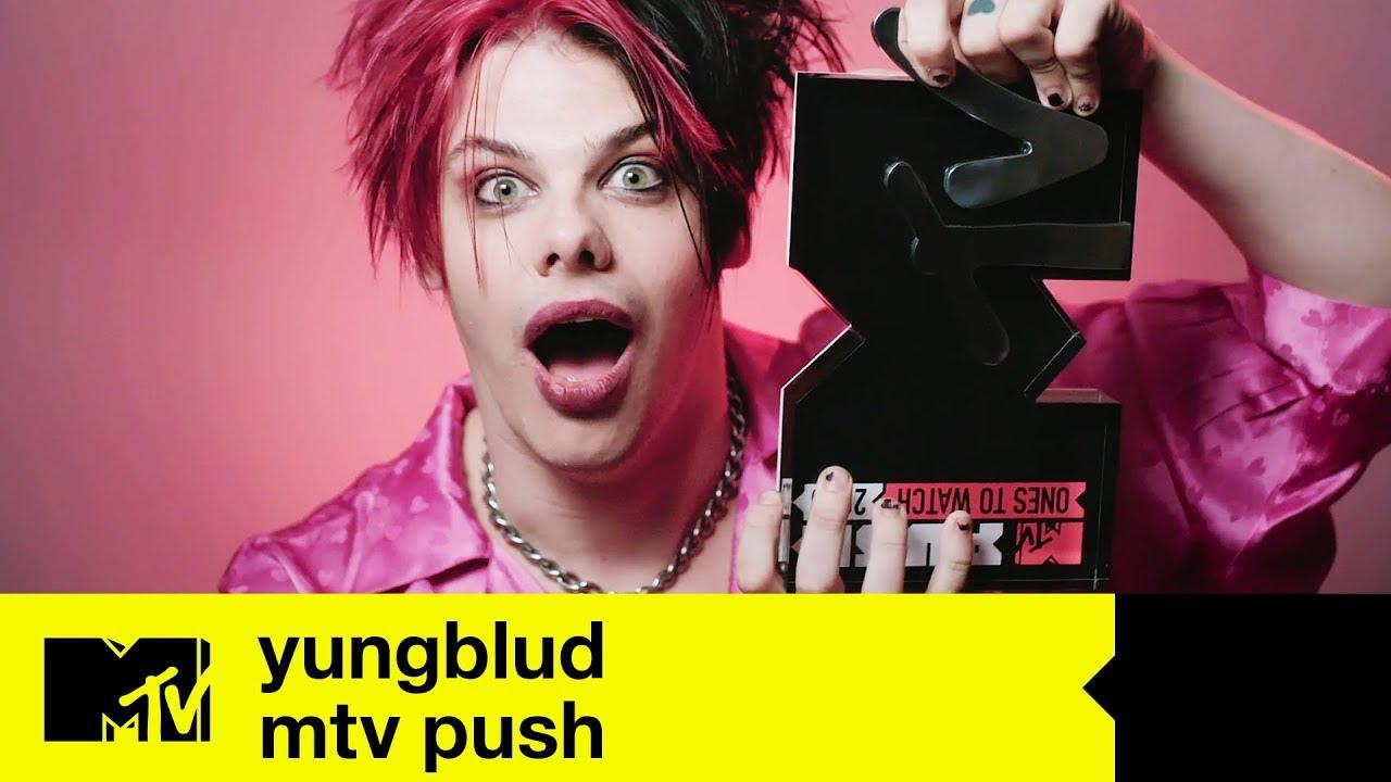 Yungblud Wins Mtv Push Ones To Watch 2020 Talks New Album Mtv Music Youtube