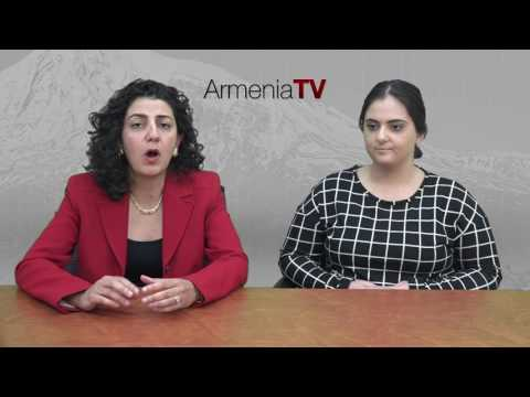 Armenia TV (Australia) - Interview with Kate Nahapetian of Armenia Legal Centre