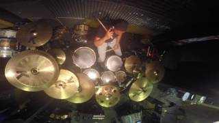 Up Down Drum Cover