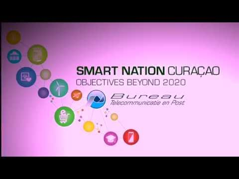 SMART NATION: CURAÇAO OBJECTIVES BEYOND 2020