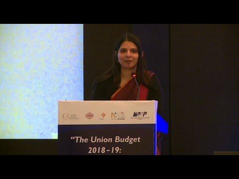 Yamini Aiyar on the Politics of the Union Budget 2018-19
