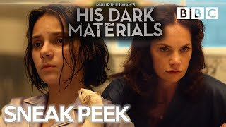 No-one's ever said I could be extraordinary   His Dark Materials   BBC Trailers