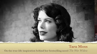 Tara Moss discusses the real-life inspiration behind her bestselling novel, The War Widow
