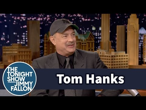 Tom Hanks Always Keeps a Winter Beret and $20 Handy