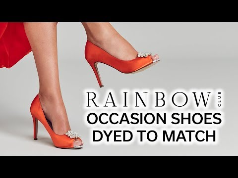 Rainbow Club Shoes 2020 At Fab Frocks Boutique