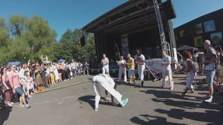 maculelê and capoeira musikkfest oslo june 4th 2016