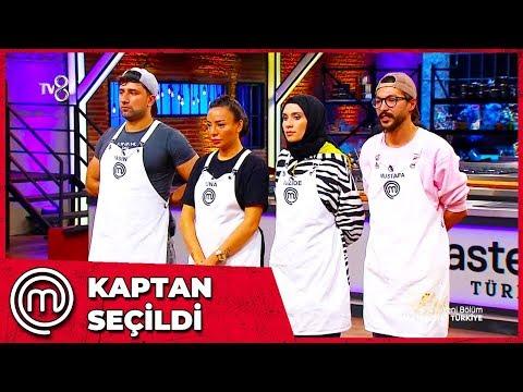 Kaptanlık Yarışının Kazananı Belli Oldu   MasterChef Türkiye 45.Bölüm