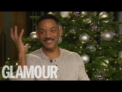 Will Smith and Naomie Harris Talk Collateral Beauty   Glamour UK