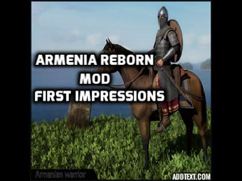 Total War Attila Mod: Armenia Reborn First Impressions