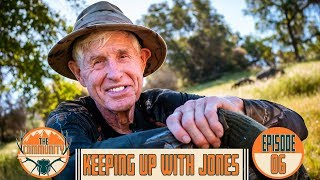 Keeping Up With Jones: Traditional Bowhunting for Hogs in California