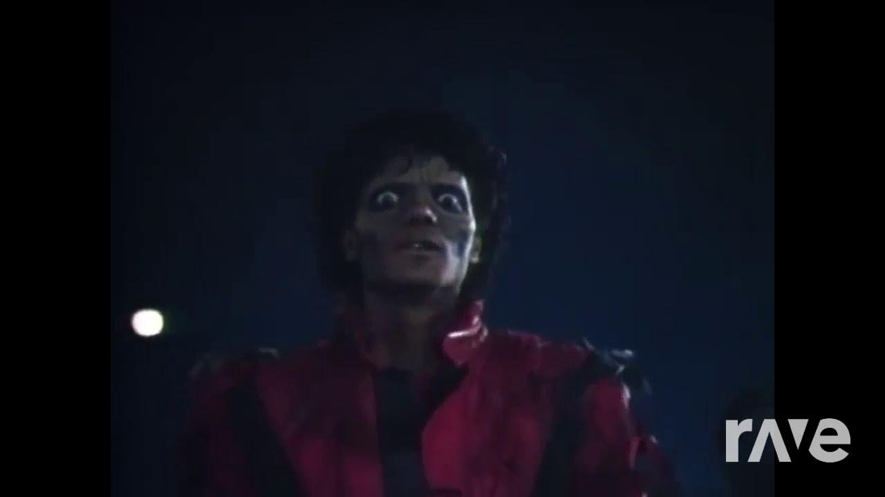 Thriller vs. Golimar (American vs. Indian Thriller) - Michael Jackson & Chiranjeevi (Phani) | RaveDJ