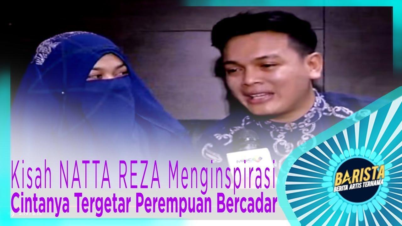 Kisah NATTA REZA Menginspirasi Karena Cintanya Tergetar Perempuan Bercadar - BARISTA EPS 66 ( 3/3 )
