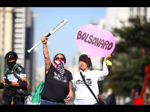 Filha De General Que Foi Com Bastão De Beisebol Na Paulista Já Participou De Ato Xenófobo