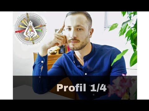 Профиль 1/4 ДИЗАЙНА ЧЕЛОВЕКА
