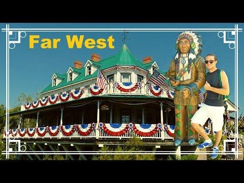 Área Far West Port Aventura | Consejos 2016
