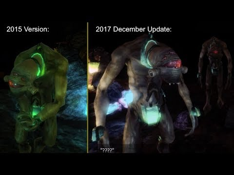 Black Mesa Comparison: 2015 Version Vs 2017 Update