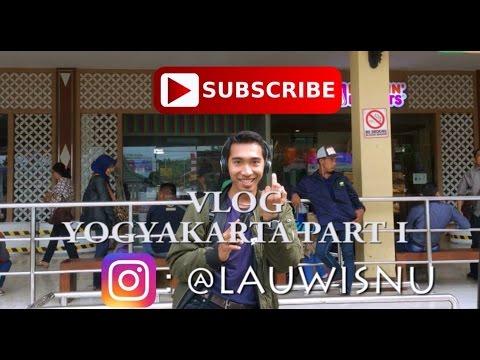 VLOG : Yogyakarta's Trip Part I - Traveling Indonesia