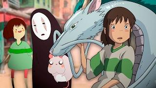 A VIAGEM DE CHIHIRO | TEORIA A Viagem de Chihiro, filme de Hayao Mi...