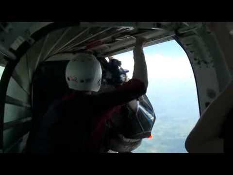 Joshua Koch's First Skydive!