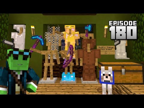 Let's Play Minecraft PE - Ep.180 : BETA 1.2!!!